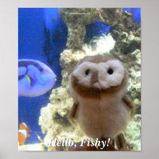 Hello, Fishy! Poster