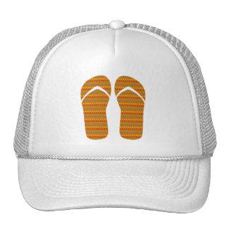 Hello Flip Flops Hat