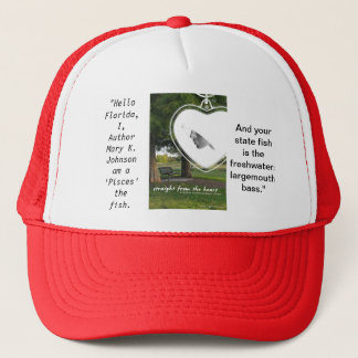 """Hello Florida"" Trucker Hat"