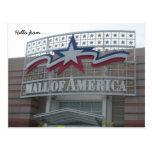 Hello from... Mall of America Post Cards