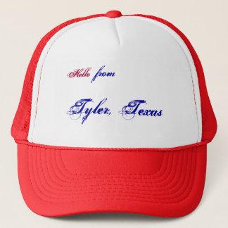 Hello From  Tyler, Texas  Trucker's Hat