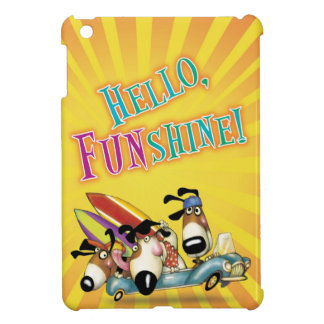 HELLO FUNSHINE! iPad MINI CASE