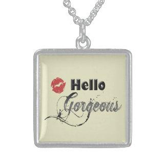 Hello Gorgeous Necklace