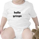 hello gringo baby bodysuits