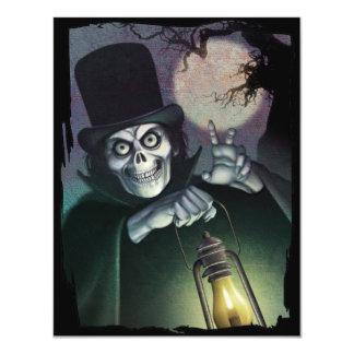 Hello Halloween Party Invitation