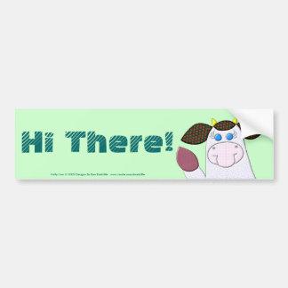 Hello Holly! Bumper Sticker