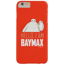 Hello, I am Baymax Barely There iPhone 6 Plus Case
