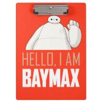 Hello, I am Baymax Clipboard
