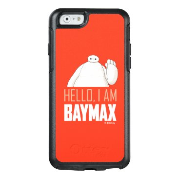 Hello, I am Baymax OtterBox iPhone 6/6s Case