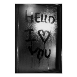 Hello I Love You! Poster