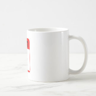 Hello I m a hot Mom Coffee Mug