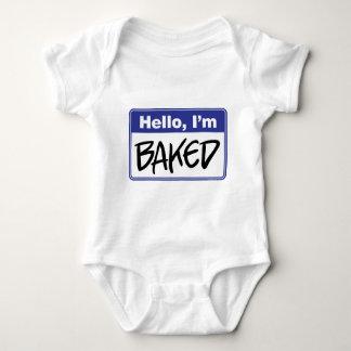 Hello, I'm Baked Baby Bodysuit