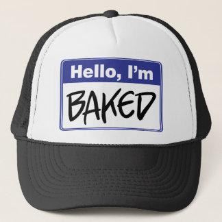 Hello, I'm Baked Trucker Hat