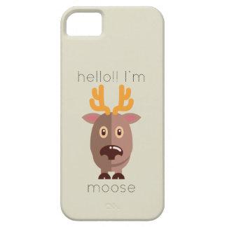 Hello Im Mose iPhone SE/5/5s Case