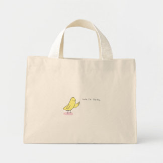 Hello I'm Pee Wee by Alli Arnold Tiny Tote