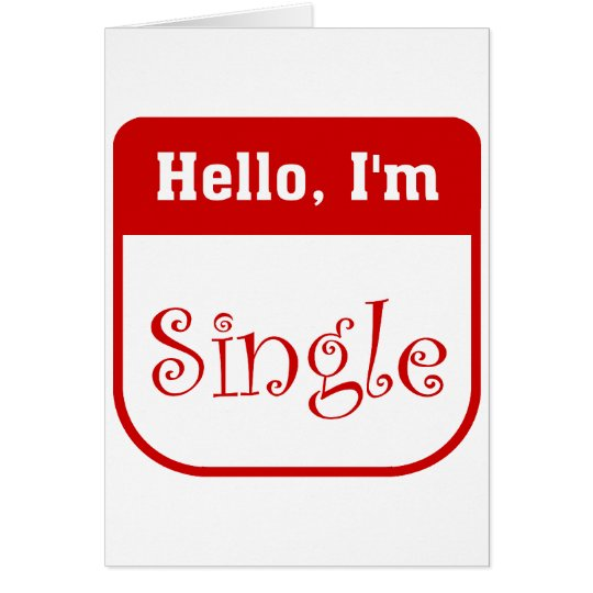 Hello, I'm single card