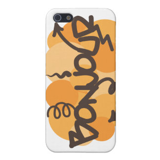 Hello in French Bonjour graffiti Cover For iPhone SE/5/5s