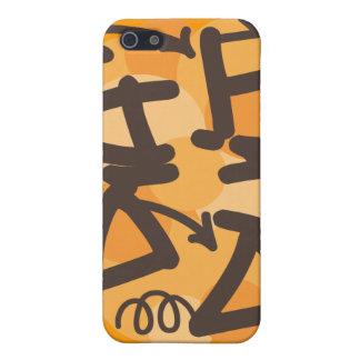 Hello in Irish in graffiti style iPhone SE/5/5s Case