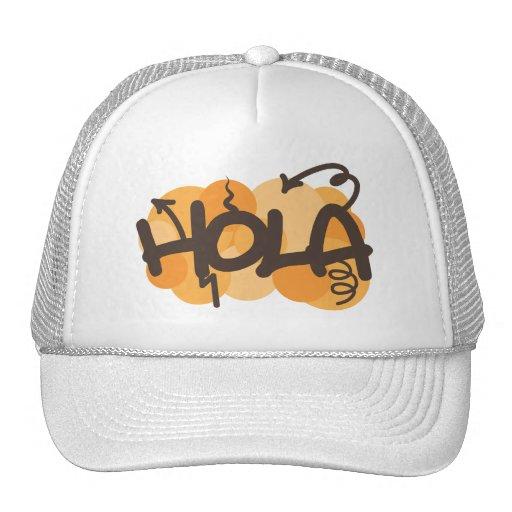 Hello in Spanish Trucker Hat