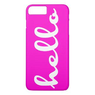 Hello! iPhone 7 Plus Case
