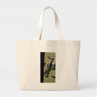 Hello Kanga Canvas Bags