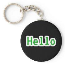 Hello Keychain