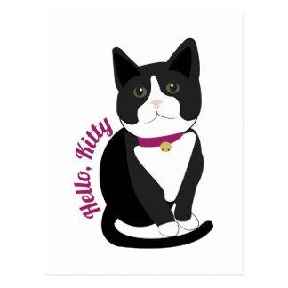 Hello Kitty Postcards
