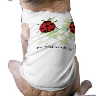 Hello Ladies Doggie Tee