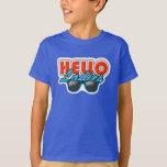 Hello Ladies Sunglasses Cool Kid Ladies' Man  - T-Shirt