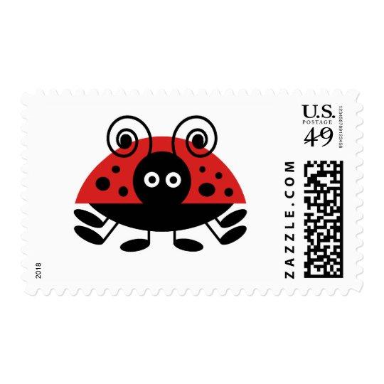Hello Ladybug Postage