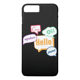 Hello   Languages iPhone 7 Plus Case