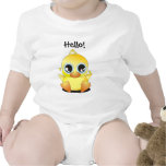 Hello, Little Ducky! Bodysuits