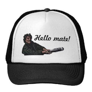 Hello mate! trucker hats
