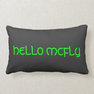 HELLO MCFLY TRENDY PILLOW