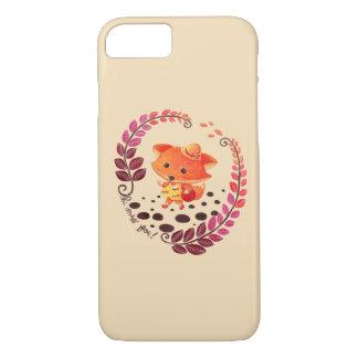 Hello, Miss Fox! iPhone 8/7 Case