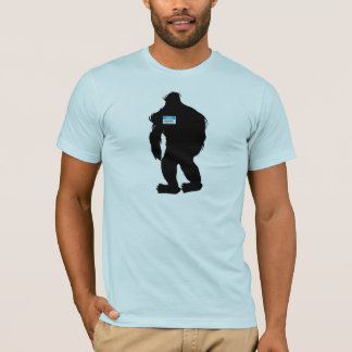Hello-My Name Is BigFoot T-Shirt
