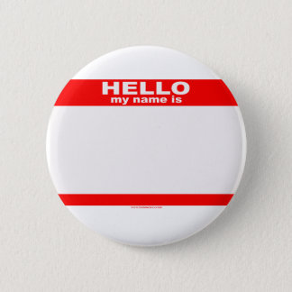 Hello my name is BLANK copy Button