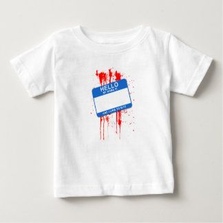 Hello, My Name Is... Boys Infant T-Shirt
