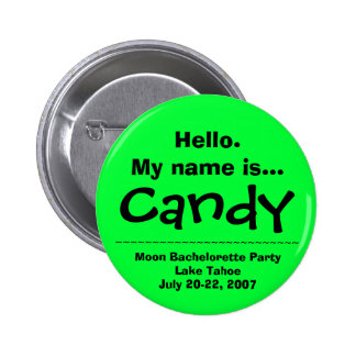 Hello.My name is Candy Buttons