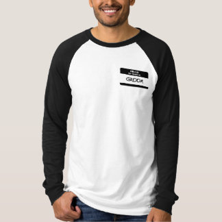 Hello my name is GROOM T-Shirt
