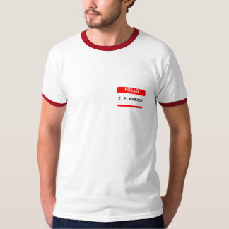 HELLO MY NAME IS....I.P. FREELY T-Shirt