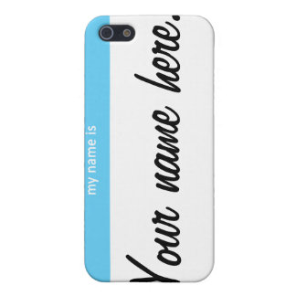 Hello My Name Is iPhone Case