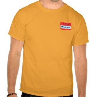 Hello, My Name Is Ozymandias Tshirt