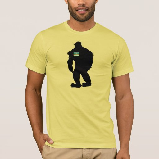 Hello-My Name Is Sasquatch T-Shirt