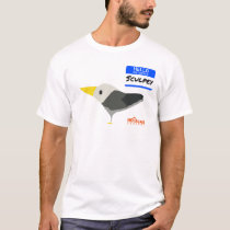Hello My Name is Sculpey - HO Scale Customs T-Shir T-Shirt