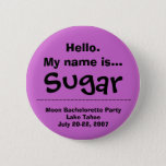 Hello.My name is Sugar Button