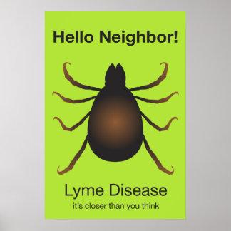 Hello Neighbor poster