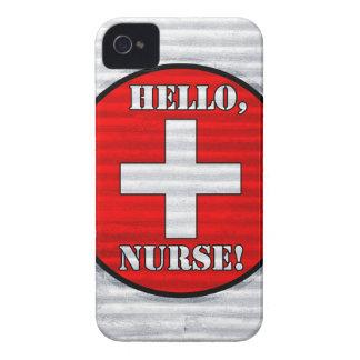 Hello, Nurse! Blackberry Case