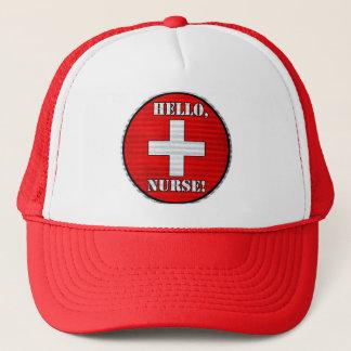 Hello, Nurse! Hat