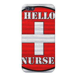 Hello, Nurse! iPhone Case